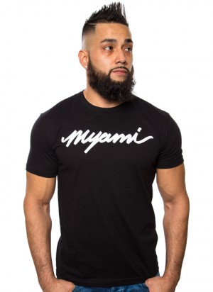Myami-black-white-men-t-shirt